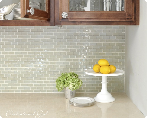 Glass Mosaic Backsplash Home Tile