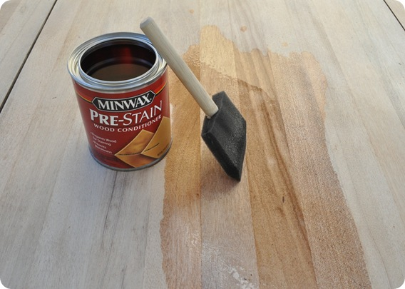 wood conditioner with grain