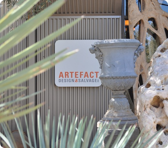 artefact salvage