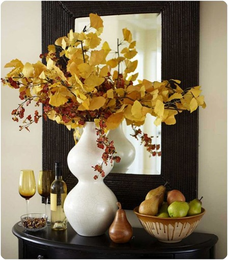 fall branches and pears hgtv