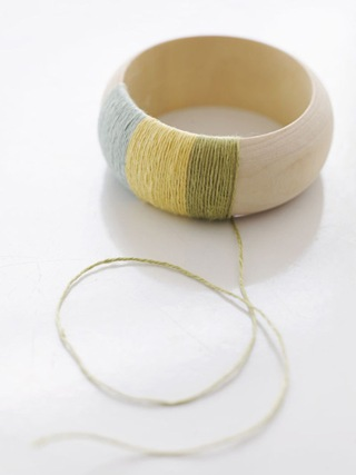 hemp twine bracelet sweet paul