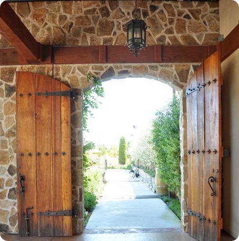 jacuzzi doors