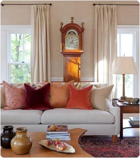 plum copper pillows hgtv