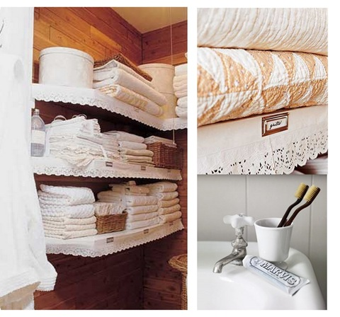 country living guests linens