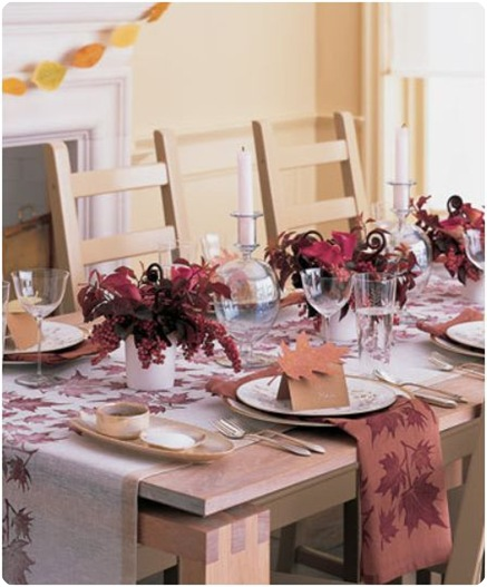 Centsational Girl » Blog Archive Centerpieces & Meal Service ...