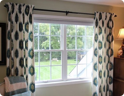 pinch pleated curtains how to