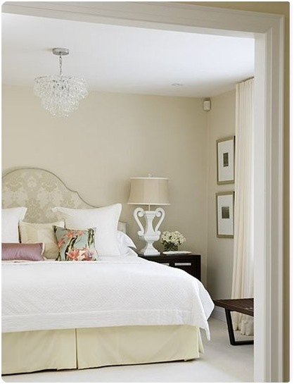 sarah richardson neutral master bedroom