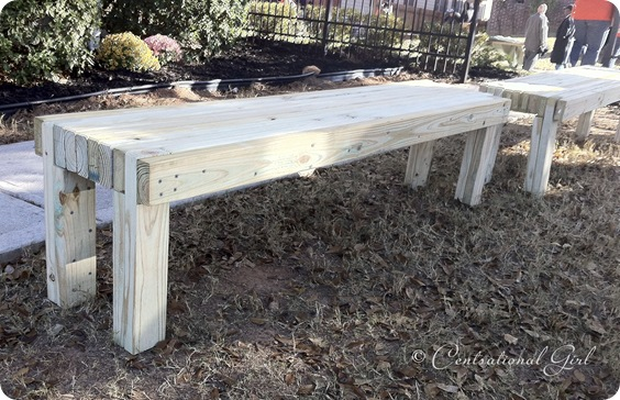 butcher block bench cg