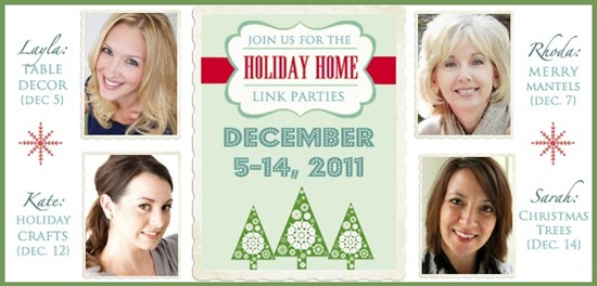 holiday home parties