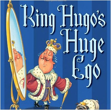 king hugos huge ego cover