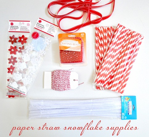 paper straw snowflake supplies-1