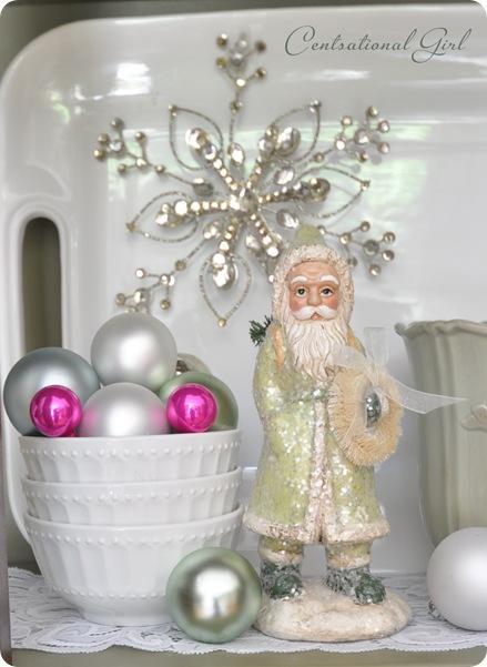 sparkling santa cg