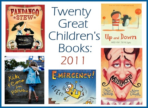 twenty great childrens books 2011