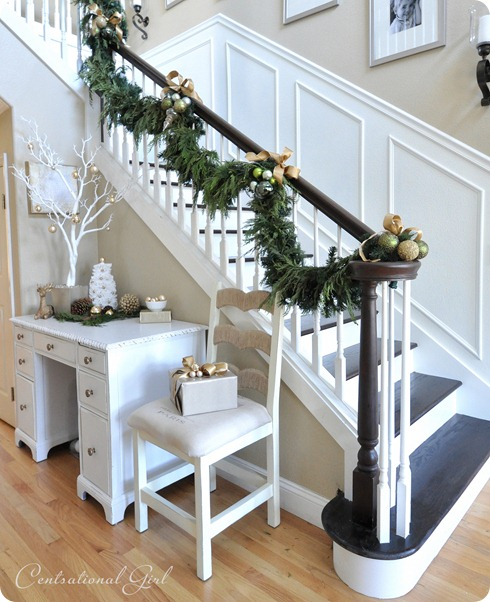 Centsational Girl » Blog Archive » Christmas Home Tour 2011