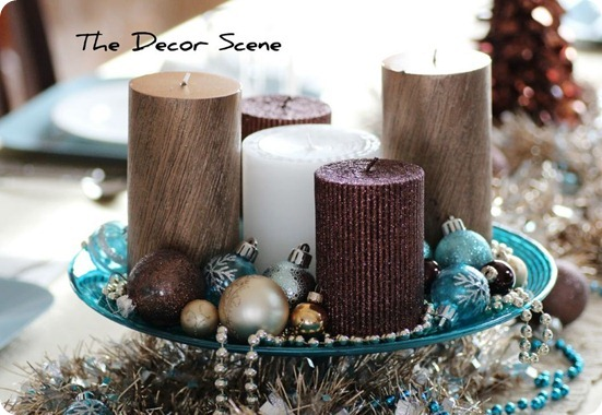 decor scene tablescape