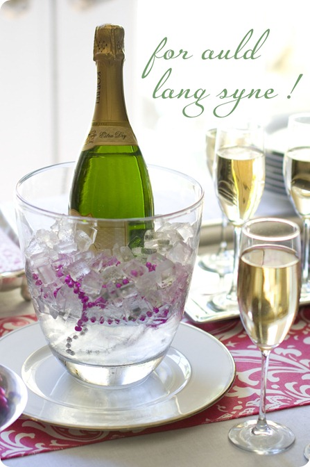 for auld lang syne