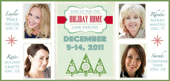 holiday home banner