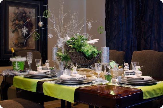sparkle table  #1
