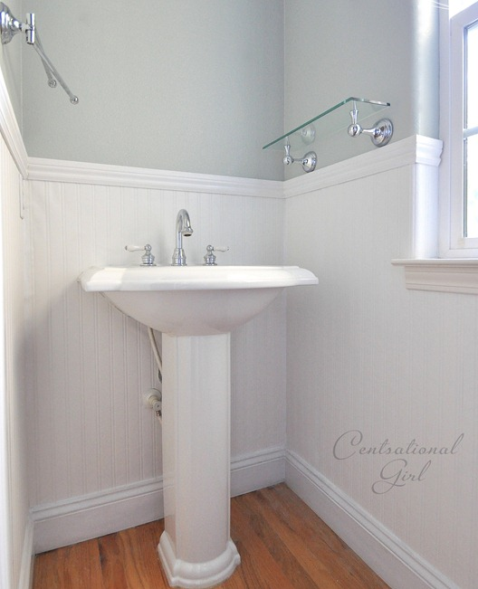 beadboard wallpaper sink side cg