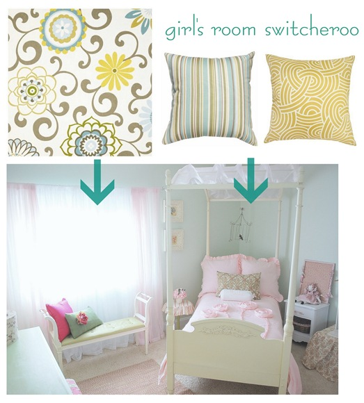 girls room makeover 2