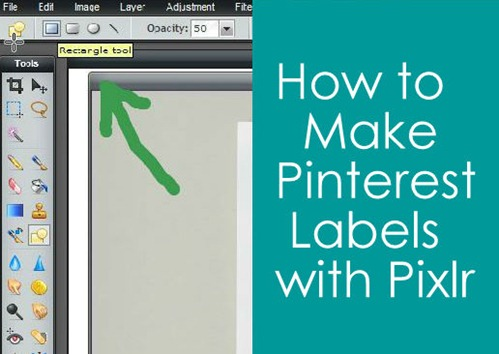 pinterest labels