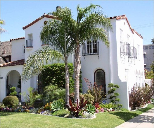Which style home would you choose centsational girl for Spanish style homes with courtyards
