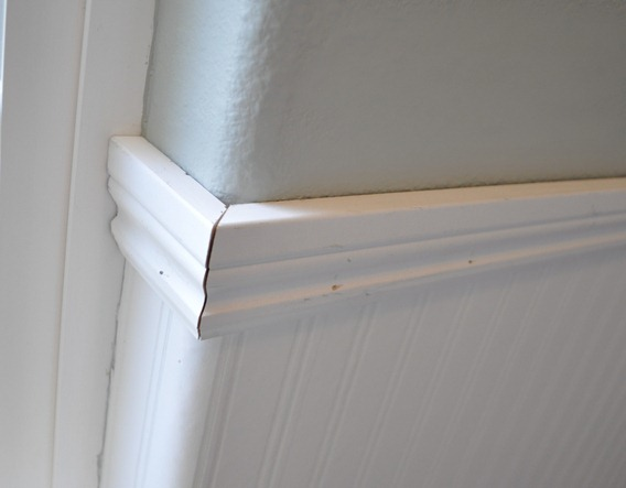 trim window corners