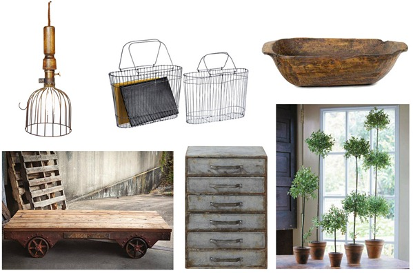 antique farmhouse giveaway collage