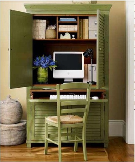 Small Space Solutions Home Offices Centsational Style