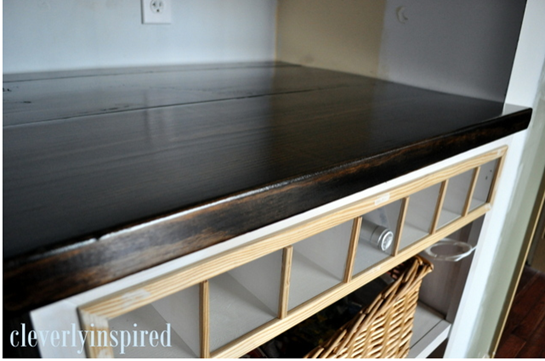 inexpensive wood countertops