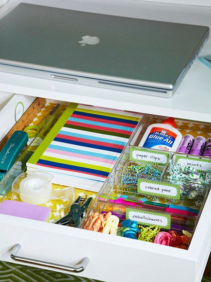 office in a drawer