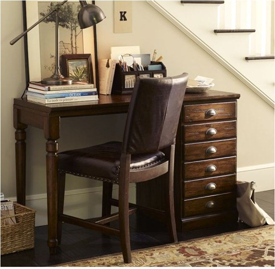 Foyer Home Office : Small space solutions home offices centsational girl