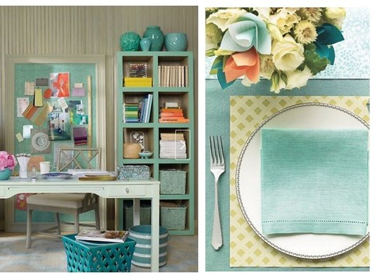 sea green martha stewart