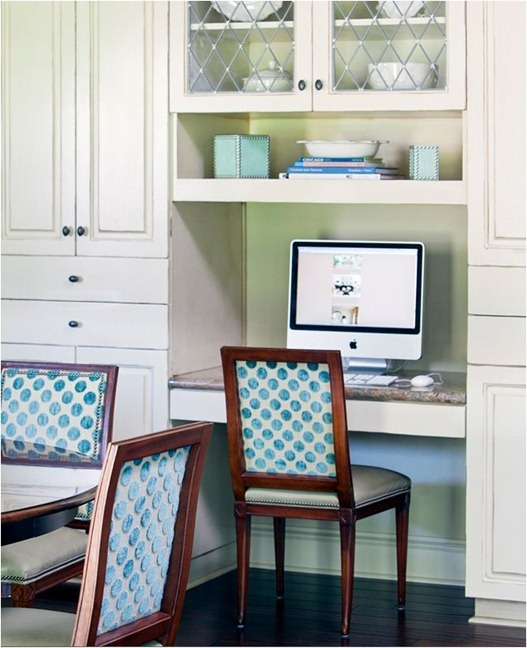 Small Space Solutions: Home Offices