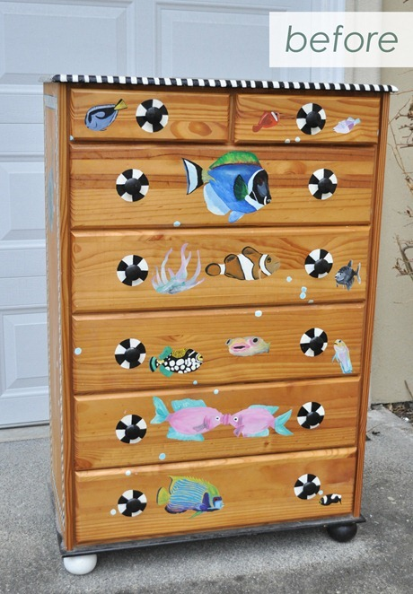 fish dresser before 2