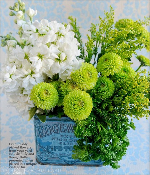 heather bullard floral arrangement