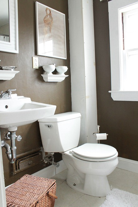 guest bathroom powder room design ideas 20 photos guest bathroom