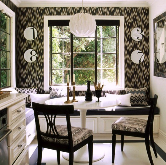 mary macdonald dining nook