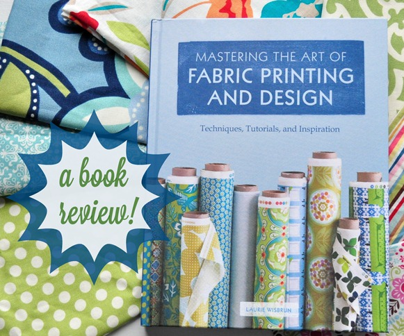 mastering the art of fabric printing book review