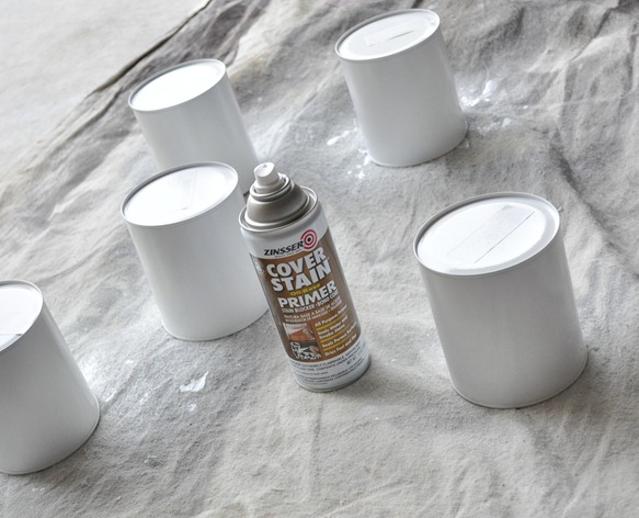 spray paint these are turned upside down to prevent any paint getting. Black Bedroom Furniture Sets. Home Design Ideas