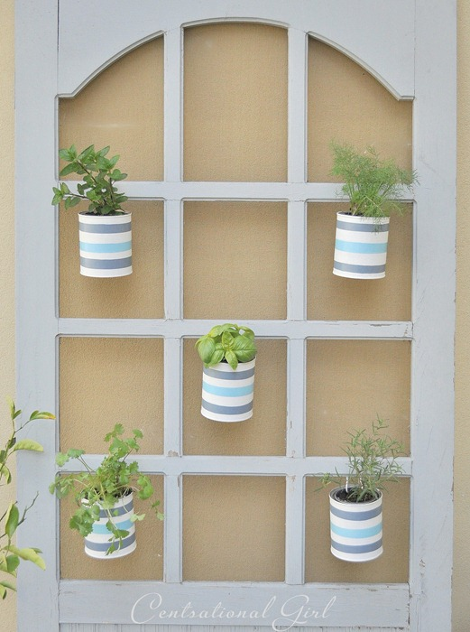 screen door plant rack cg