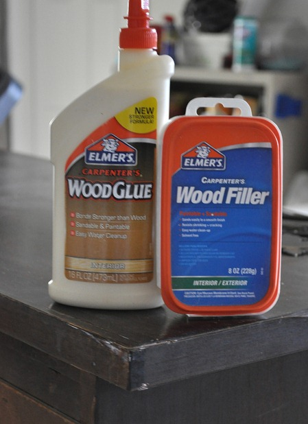 wood filler wood glue
