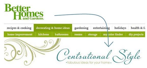 bhg blog centsational style