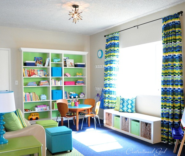 blue and green playroom cg