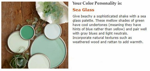 color personality bhg