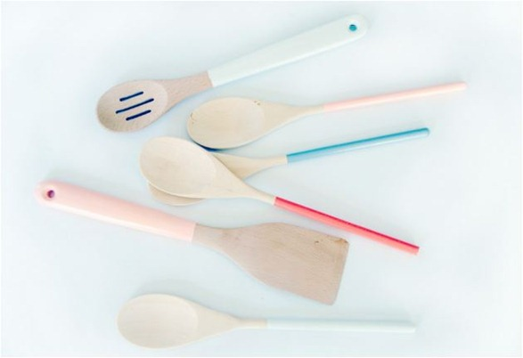 dipped utensils house of earnest