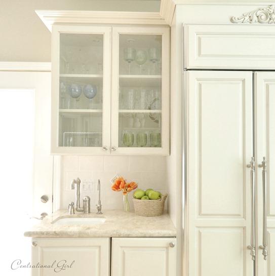 glass kitchen cabinet cg