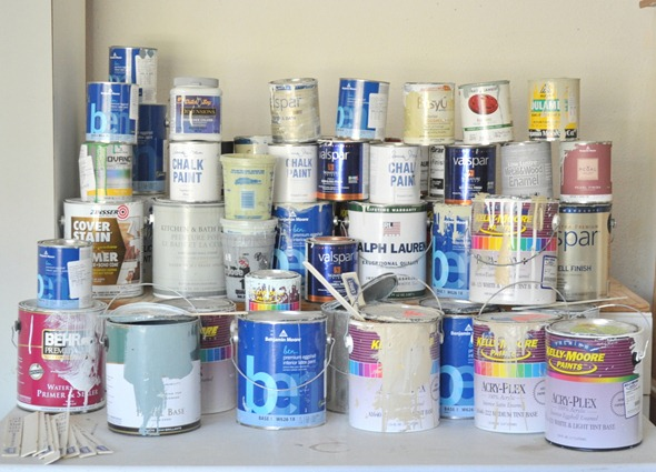 kate paint cans before