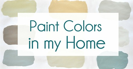 paint colors kates home