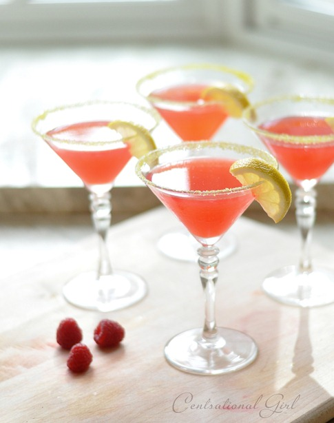 raspberry lemontini cg